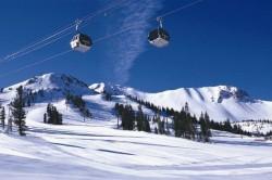 Atostogos kalnuose slidinėjant